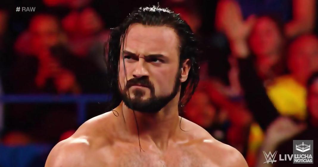 WWE Noticias Drew McIntyre regresa