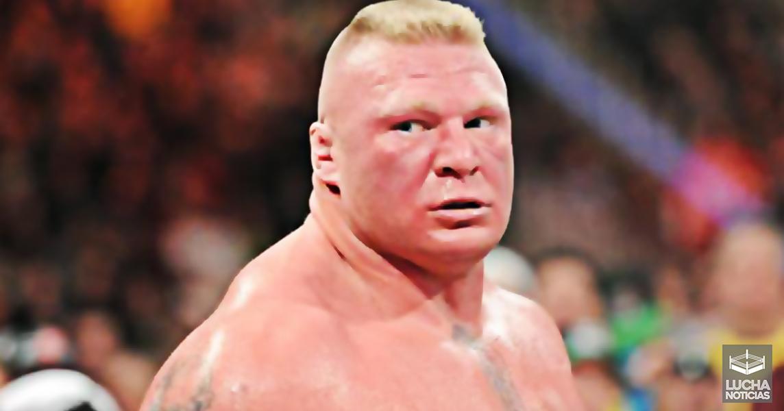 WWE Noticias se relevará el rival de Brock Lesnar en Royal Rumble