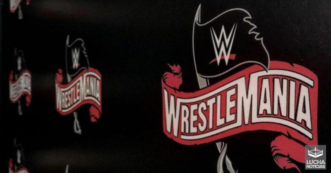WrestleMania 36 planes originales