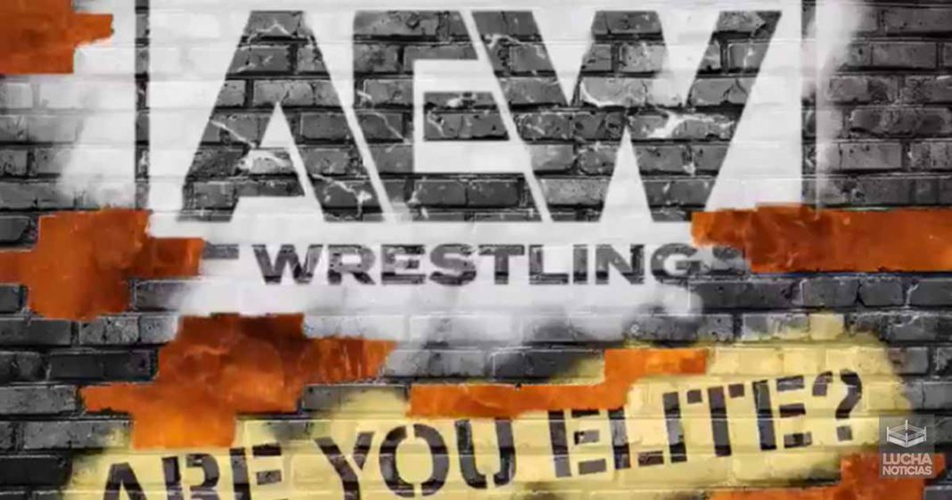 AEW Fecha de Shows confirmado