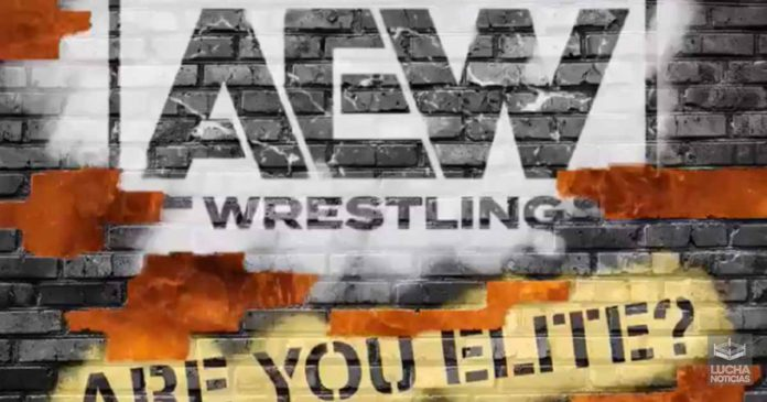 AEW Fecha de Shows confirmado