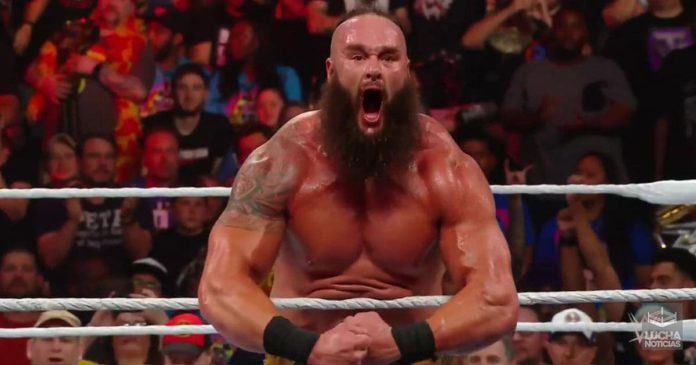 Braun Strowman gana en WWE Extreme Rules
