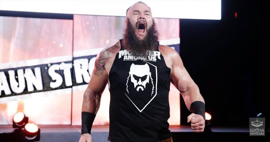 Braun Strowman renueva por 4 años