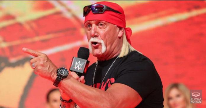 Hulk Hogan con papel importante en WWE