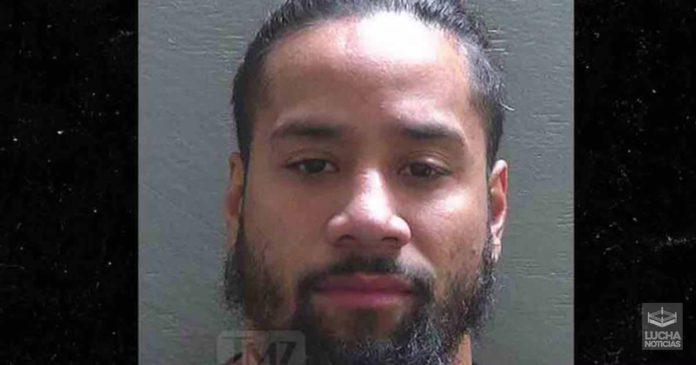 Jimmy Uso arrestado de nuevo