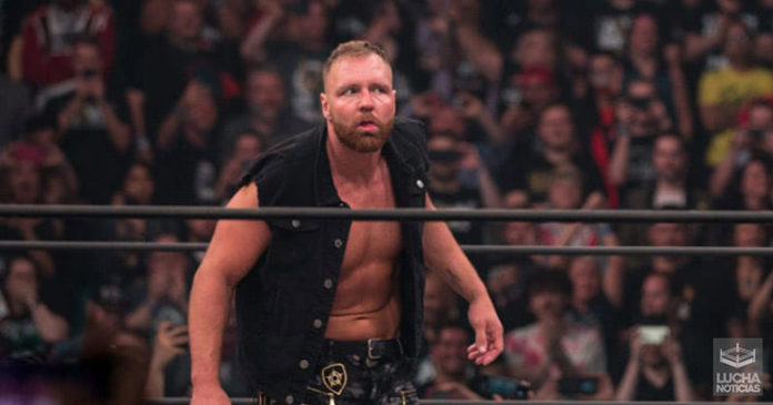 John Moxley a wwe