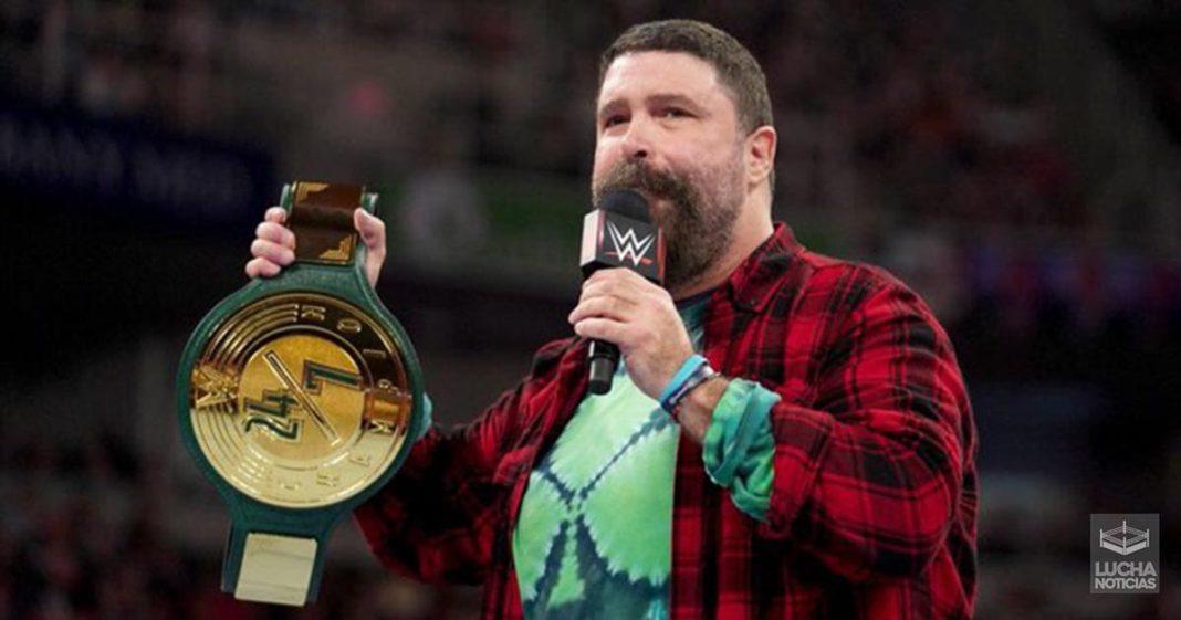 Mick Foley va por el campeonato 24/7