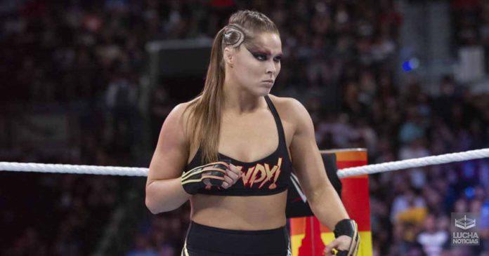 Ronda Rousey muy cerca de regresar