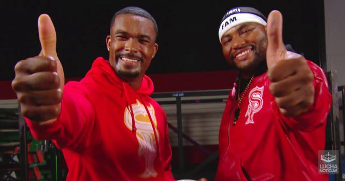 Street Profits en RAW por Paul Heyman