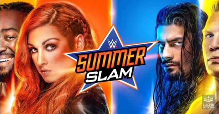 SummerSlam lucha por IC Title