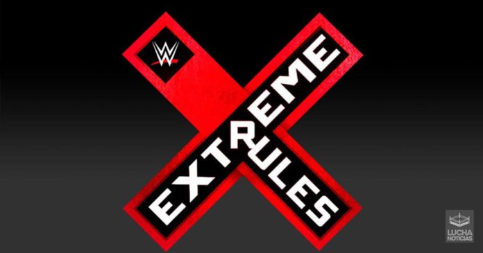WWE Extreme Rules boletos vendidos