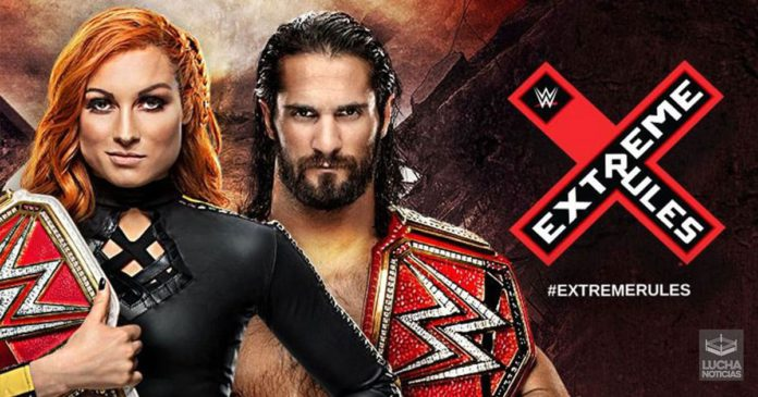 WWE Extreme Rules planes listos