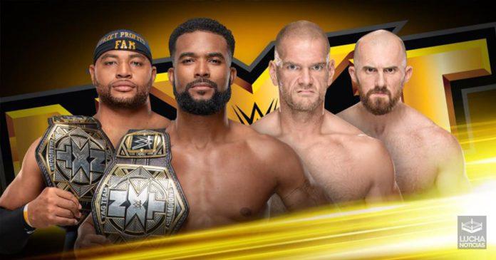 WWE NXT en vivo 10 de julio resultados