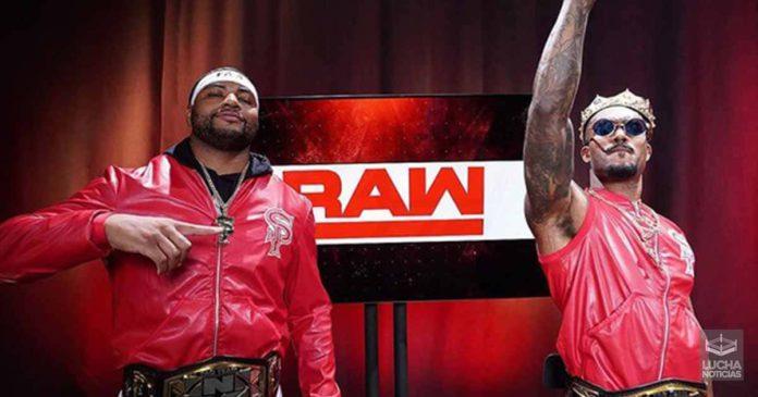 WWE Noticias planes para Street Profits revelados