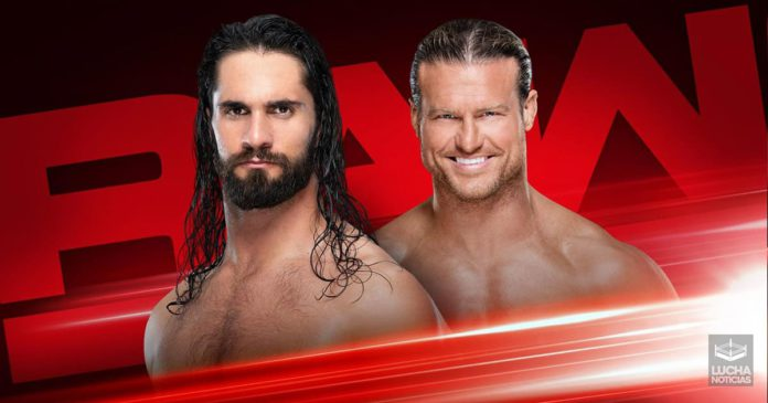 WWE RAW en vivo resultados 29 de julio