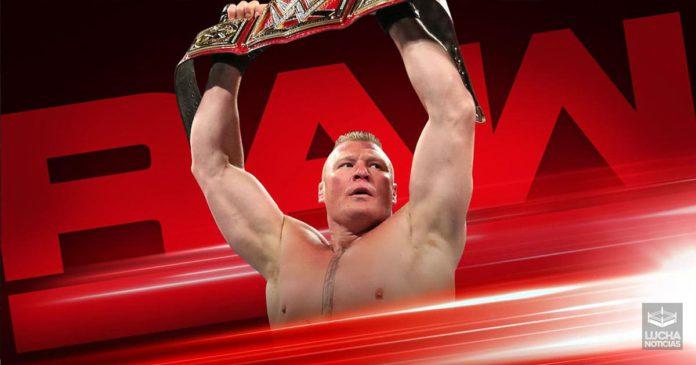WWE RAW previa 15 de julio