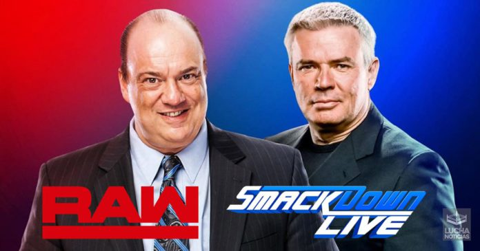 WWE RAW vs SmackDown Live analisis 11 de julio