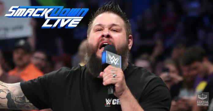 WWE SmackDown Live en vivo 16 de julio