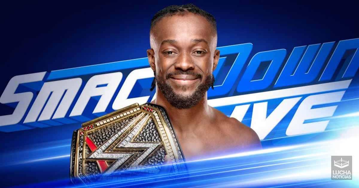 WWE SmackDown Live en vivo resultados 23 de julio