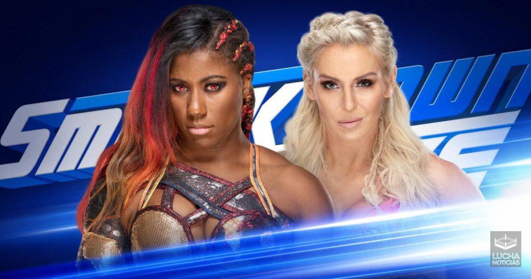 WWE SmackDown Live previa 23 de Julio
