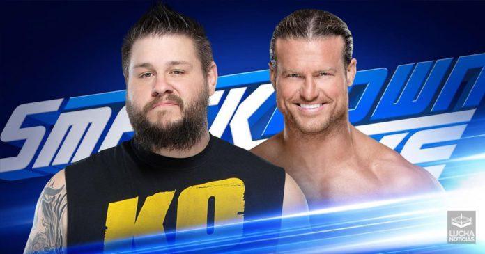WWE SmackDown Live resultados 09 de julio