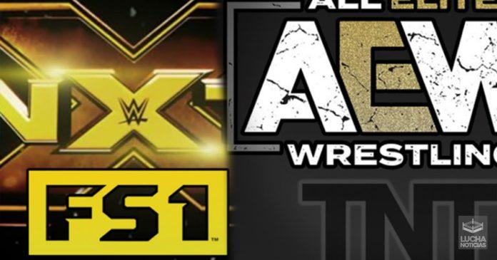 WWE manda NXT a FS1