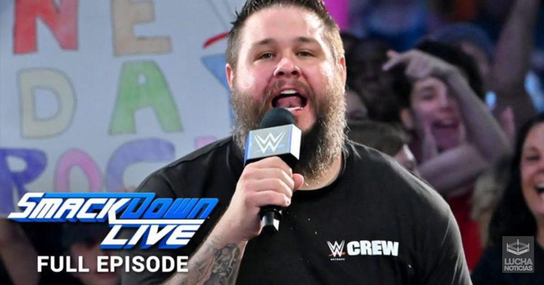 WWE sube SmackDown a YT por error