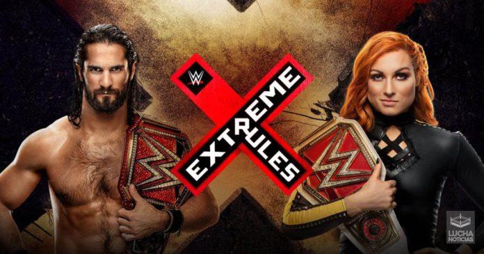 ver WWE Extreme Rules en vivo 2019