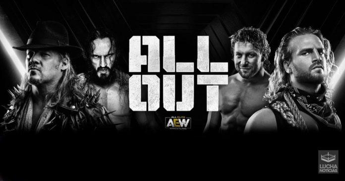 AEW All Out en vivo Resultados 31 de agosto