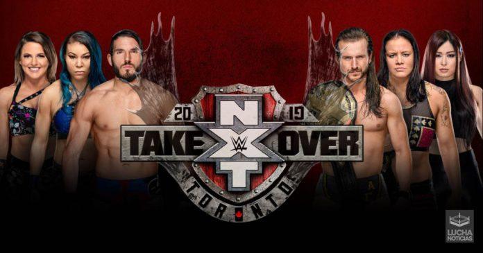 NXT TakeOver Toronto 2019 Cobertura y Resultados