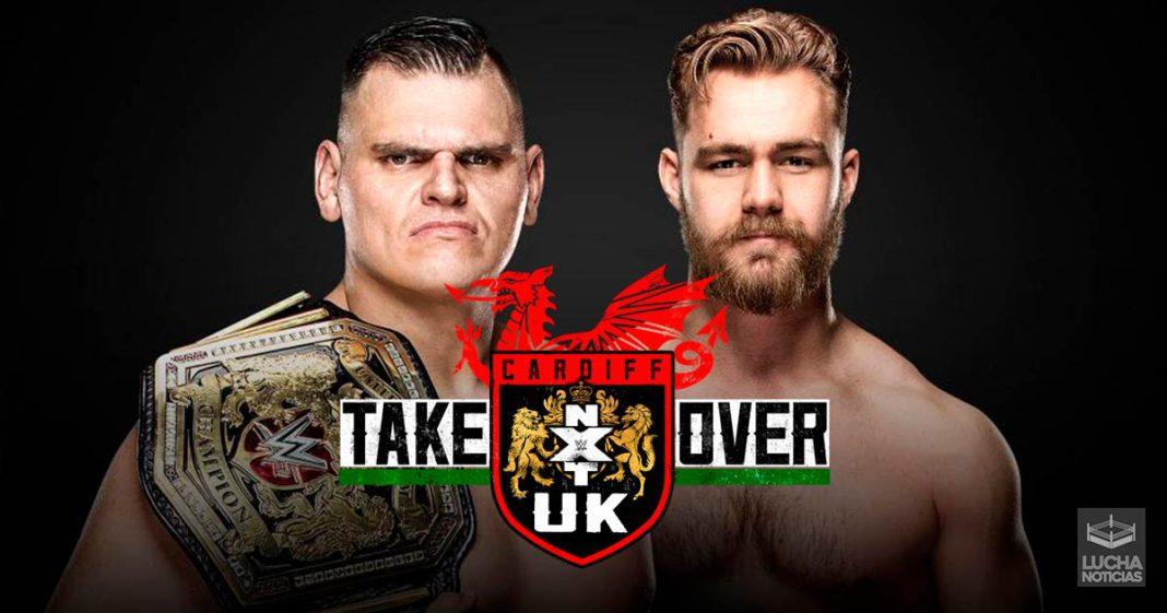 NXT UK TakeOver: Cardiff en vivo resultados 31 de agosto