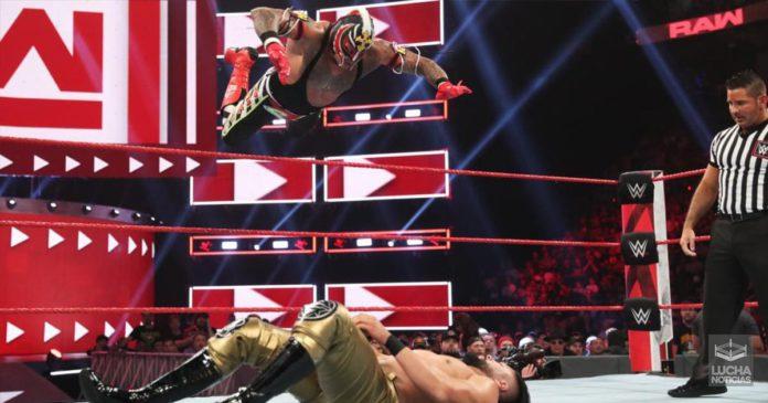Rey Mysterio y su futuro en la WWE