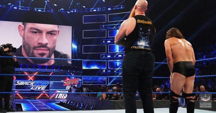 Roman Reigns rival para SummerSlam sin confirmar