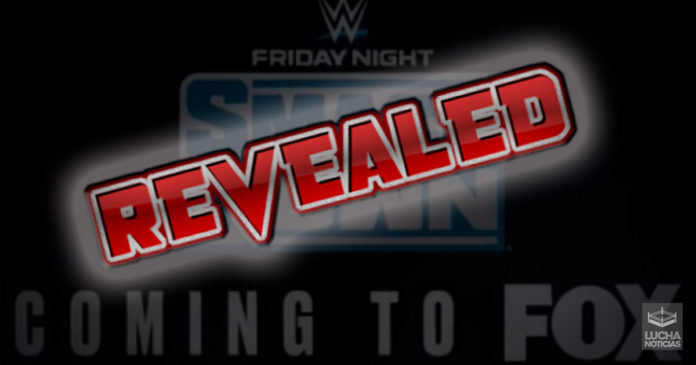 SmackDown Live nuevo logo