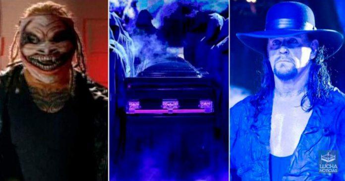 The Fiend el rival final de Undertaker