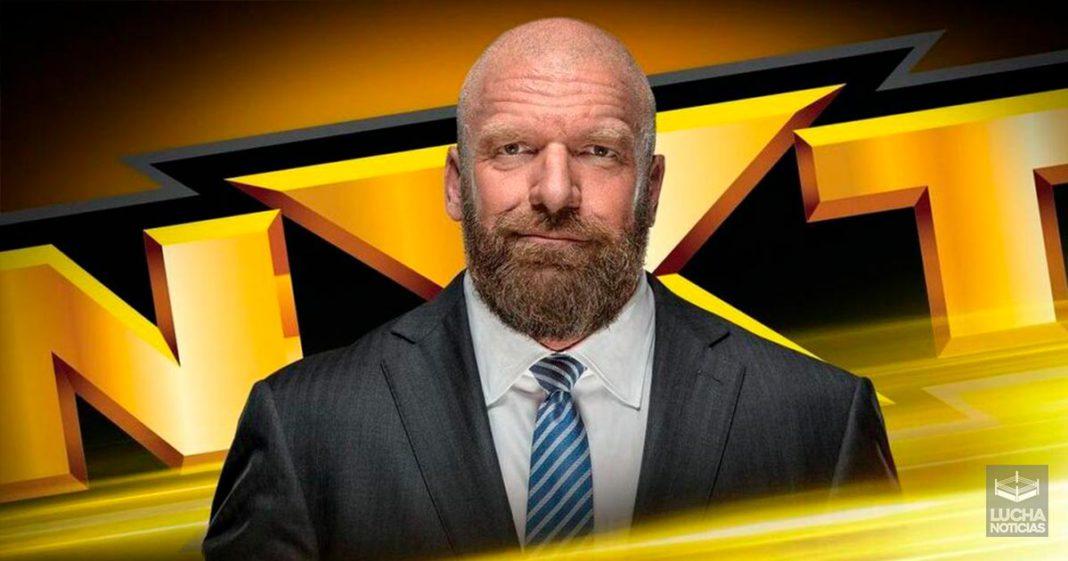 Triple H seguira al mando de NXT en USA Network