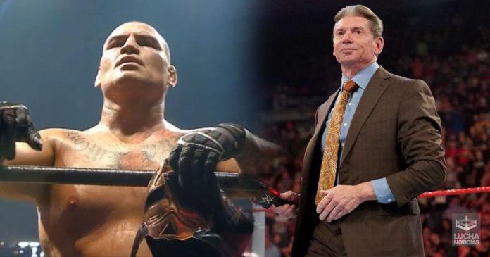 Vince McMahon ve TripleMania XXVII