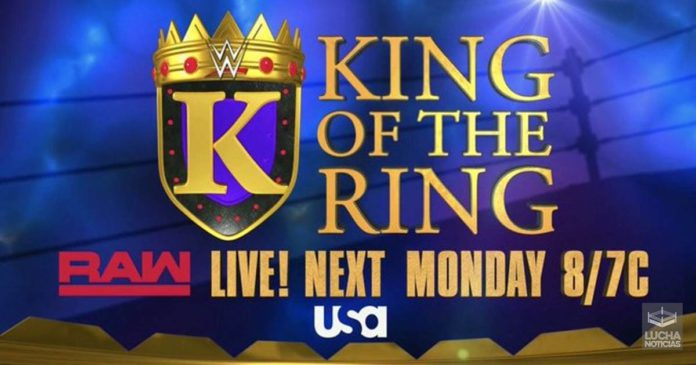 WWE King Of The Rign regresa