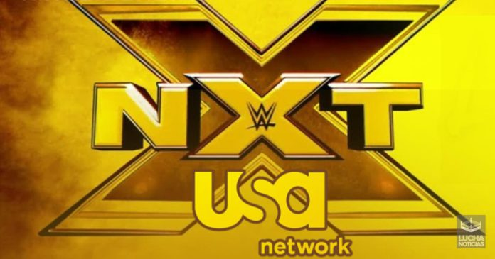 WWE Noticias NXT a USA Network