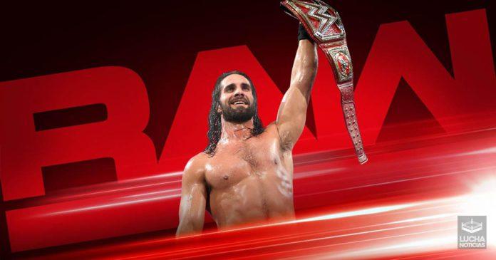 WWE RAW en vivo Cobertura y Resultados 12 de Agosto