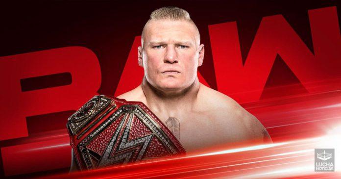 WWE RAW en vivo resultados 05 de agosto