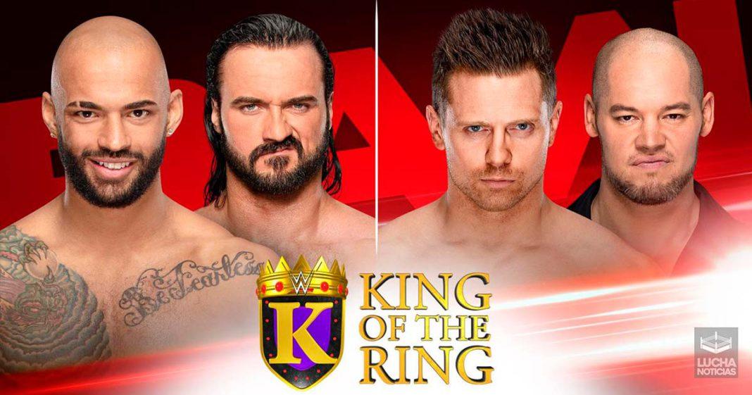 WWE RAW en vivo resultados 26 de agosto