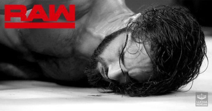 WWE RAW previa 05 de agosto