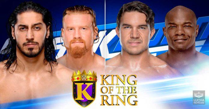 WWE SmackDown Live en vivo resultados 27 de agosto