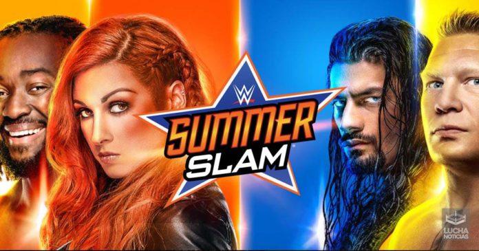 WWE SummerSlam en vivo 2019 Cobertura y Resultados