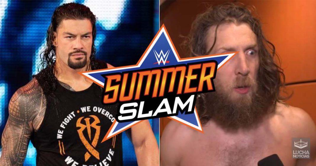 WWE SummerSlam rumores de último minuto