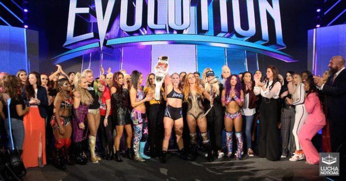 WWE considera un nuevo PPV de Evolution