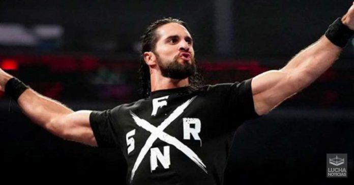 WWE quiere cambiar a Seth Rollins