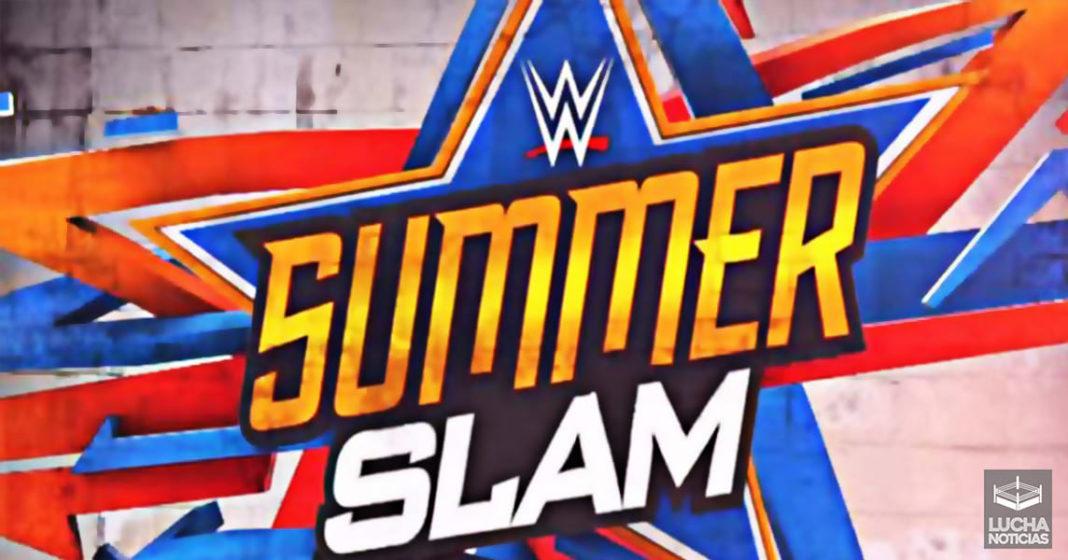 WWE SummerSlam planes para el campeonato Universal