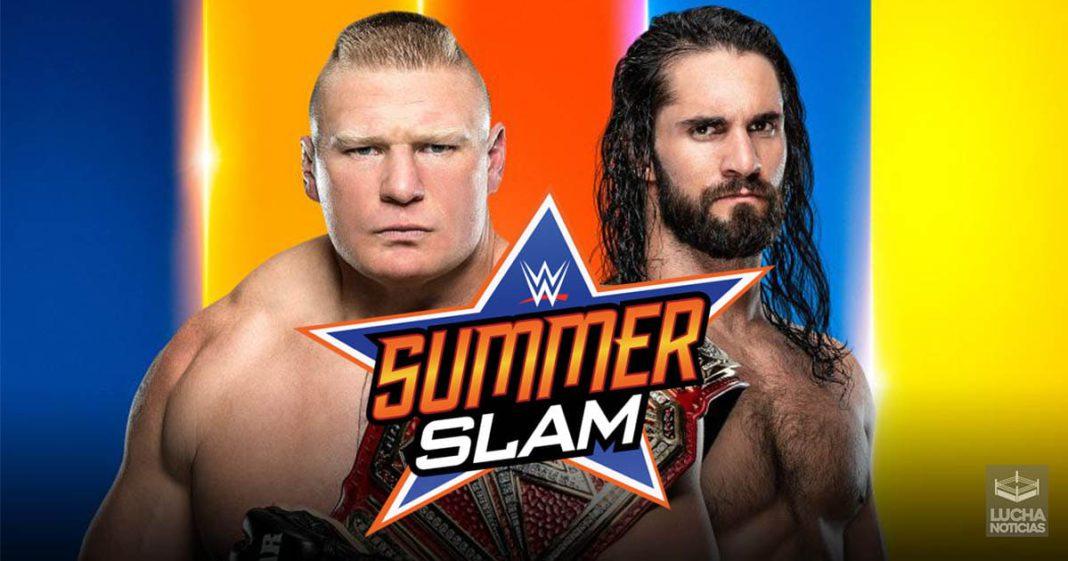 ver WWE SummerSlam en vivo Horarios y Cartel
